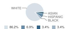 Sebastopol Christian School Student Race Distribution