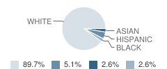 Walden Academy of Higher Learning Student Race Distribution