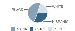 Cci / Somers - Osborne School Student Race Distribution