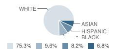Cm2 Opal School Student Race Distribution