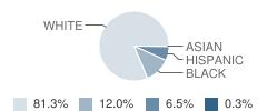 Ingleside Elementary School Student Race Distribution